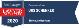 Best Lawyers Lawyer of the Year_Schenker