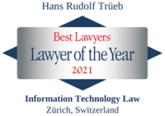 Best Lawyers - Lawyer of the Year 2021 - Trüeb