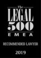 Legal 500 Recommended 2019